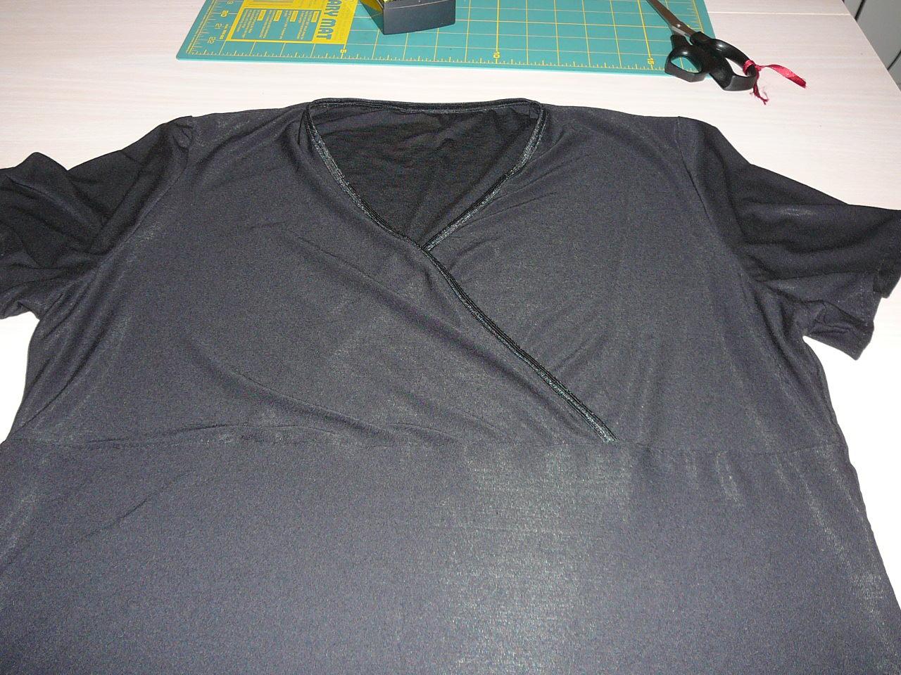 black knit top – kwik sew 2694 23121f84e