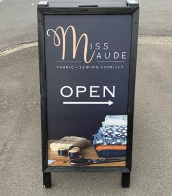 miss maude